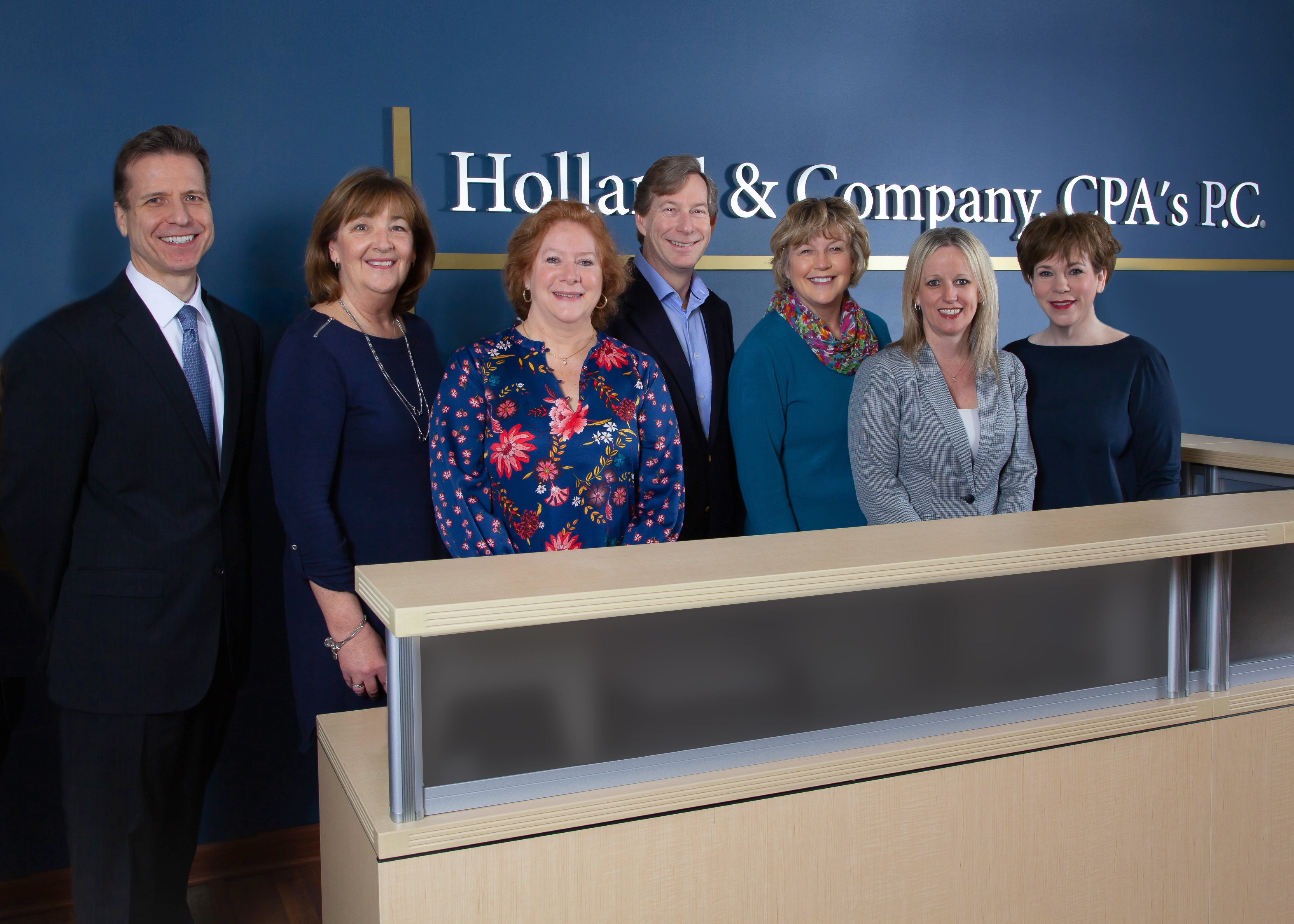 Holland & Company Staff CPAs Bookkeepers and Support Staff